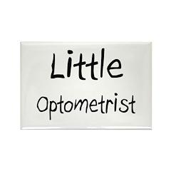 Little Optometrist Rectangle Magnet