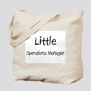 Little Operations Manager Tote Bag