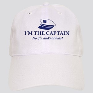 I'm the Captain No Ifs Ands o Cap