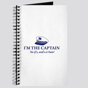 I'm the Captain 2 Journal