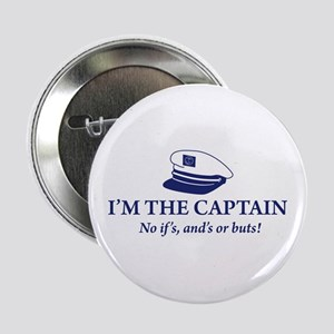 "I'm the Captain 2 2.25"" Button (10 pack)"