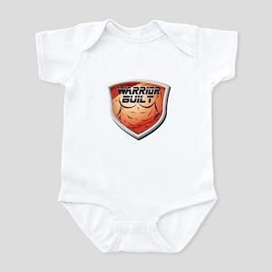 Built Like a Warrior! Infant Bodysuit
