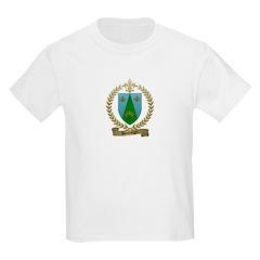BOULANGER Family Crest Kids T-Shirt