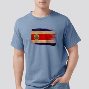 Costa Rica Flag T-Shirt