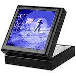 Blue Moon Keepsake Box