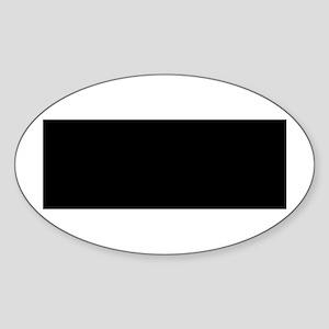 NAFTA CAFTA SHAFTA Oval Sticker