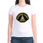 Riverside Sheriff Jr. Ringer T-Shirt