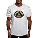 Riverside Sheriff Light T-Shirt