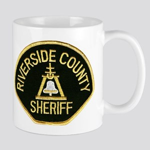 Riverside Sheriff Mug