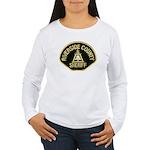 Riverside Sheriff Women's Long Sleeve T-Shirt