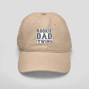 Rookie Dad of Twins Cap