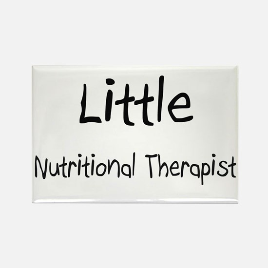 Little Nutritional Therapist Rectangle Magnet