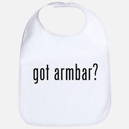 got armbar? Bib