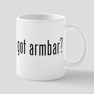 got armbar? Mug