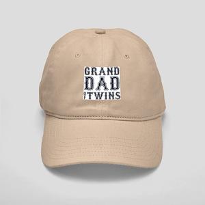 Granddad of Twins Cap