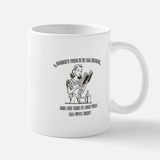 Funny Housewives Mug