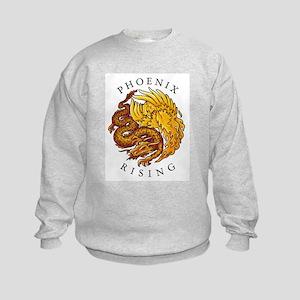 Phoenix Rising Kids Sweatshirt