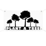 Plant Tree Banner