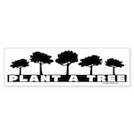 Plant Tree Bumper Sticker (50 pk)