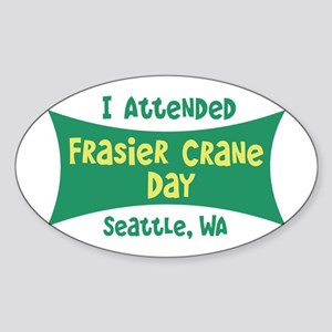 Frasier Crane Day Sticker