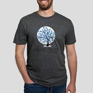Colon Cancer Tree T-Shirt