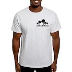 Plant Tree Pocket Image Light T-Shirt