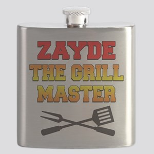 Zayde The Grill Master Drinkware Flask