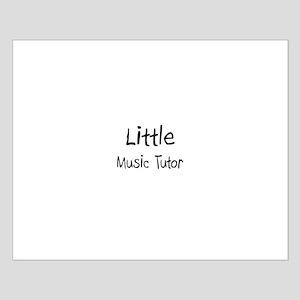 Little Music Tutor Small Poster