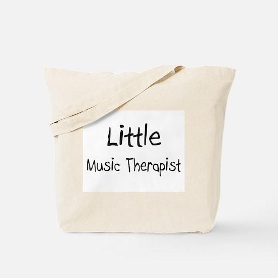 Little Music Therapist Tote Bag