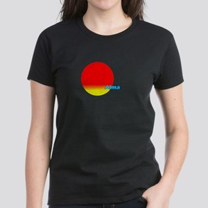 Alma Women's Dark T-Shirt