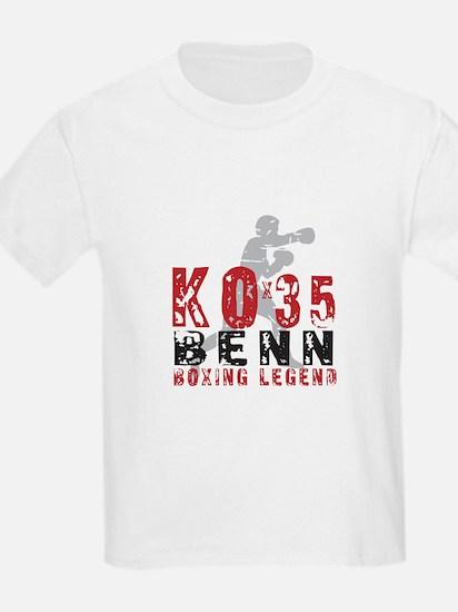 BENN : K.O. X 35 T-Shirt