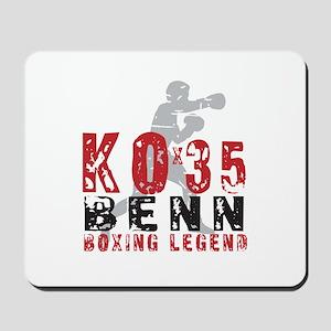 BENN : K.O. X 35 Mousepad