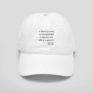 Robert Frost 5 Cap
