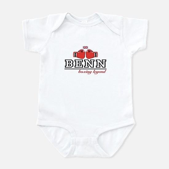 BENN: BOXING LEGEND Infant Bodysuit