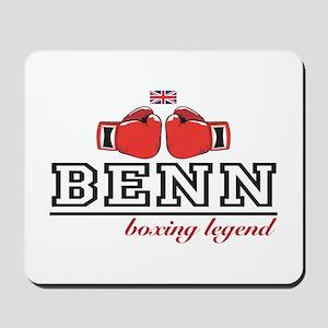 BENN: BOXING LEGEND Mousepad