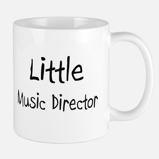 Little Music Director Mug