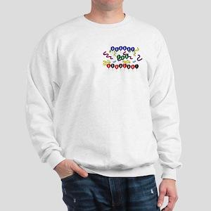 Hurray for Cthulhu! B Sweatshirt