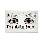 Medical Student Rectangle Magnet