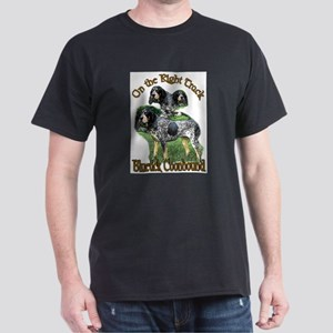 Bluetick Coonhound Gifts Ash Grey T-Shirt