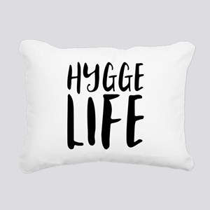 Hygge Life Rectangular Canvas Pillow