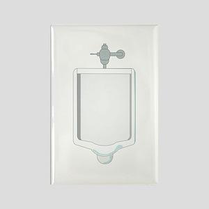 Urinal Rectangle Magnet