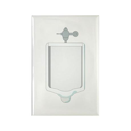 Urinal Rectangle Magnet (10 pack)