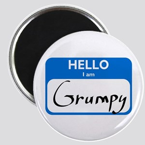 Grumpy Magnet