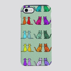 Rainbow Of Cats iPhone 8/7 Tough Case
