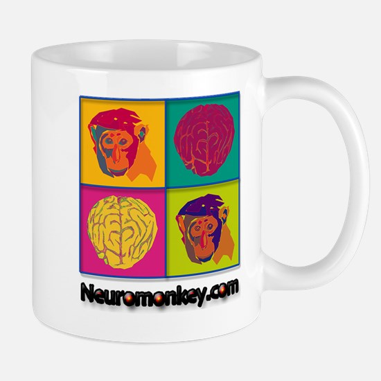 Small Neuromonkey Mug