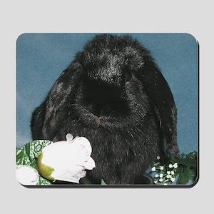 Black Velvet Mousepad
