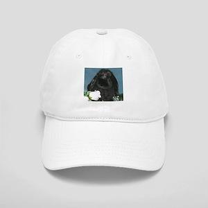 Black Velvet Cap