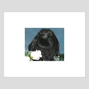 Black Velvet Small Poster