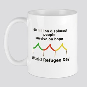 World Refugee Day Mug