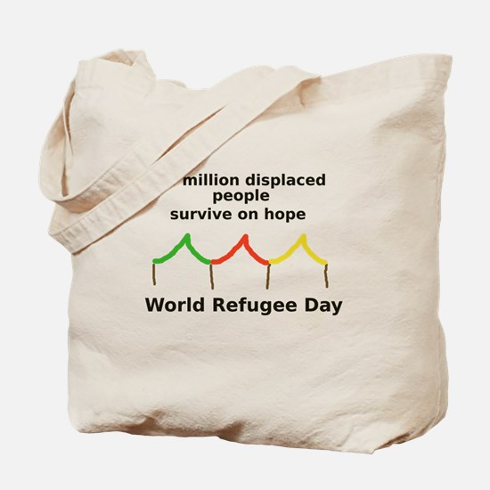World Refugee Day Tote Bag